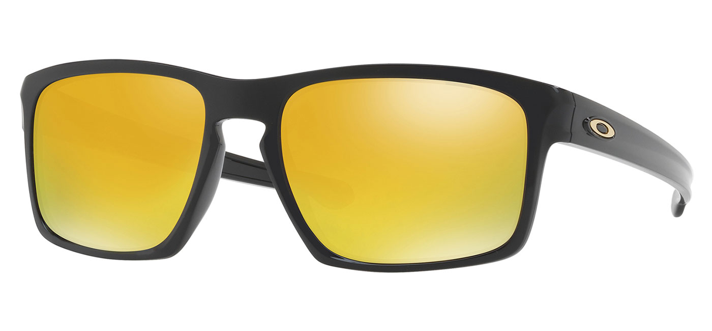 8a8de3c7c87 ... Oakley Sliver Sunglasses – Polished Black   24K Iridium. prev. next.  0OO9262 05