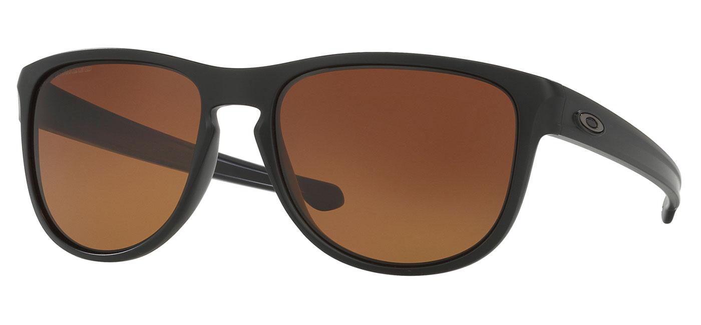 e6e35ad6bf7 Oakley Sliver R Sunglasses - Tortoise+Black