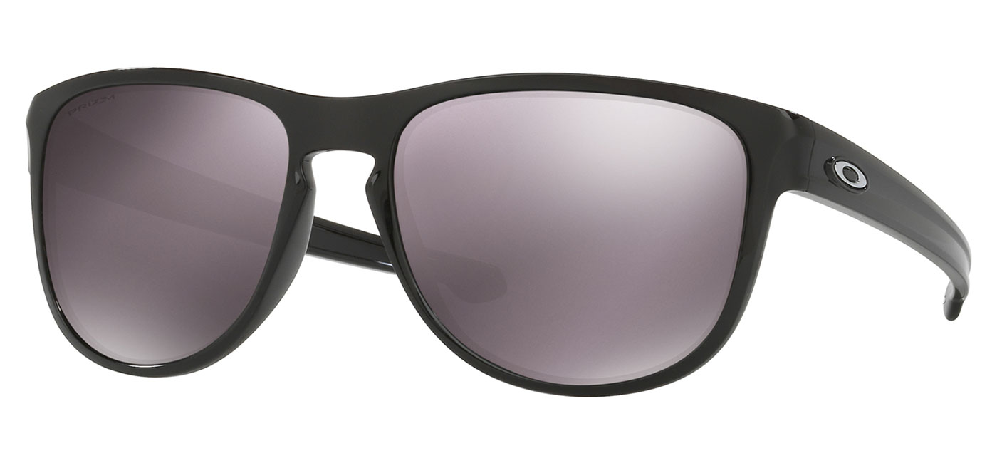 0141be50b0d Oakley Sliver R Sunglasses - Polished Black   Prizm Daily Polarised ...
