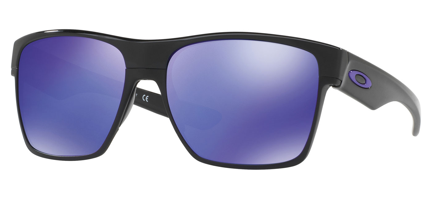 b0a53ca529 ... Oakley Twoface XL Sunglasses – Polished Black   Violet Iridium. prev.  next. 0OO9350  04-Product1