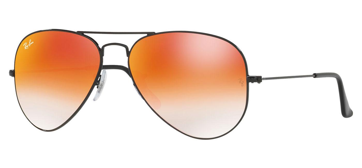 fd411eb523 0rb3025  0024w product2. 0rb3025  0024w product1. 0rb3025  0024w product3.  Ray-Ban RB3025 Aviator Sunglasses – Black ...