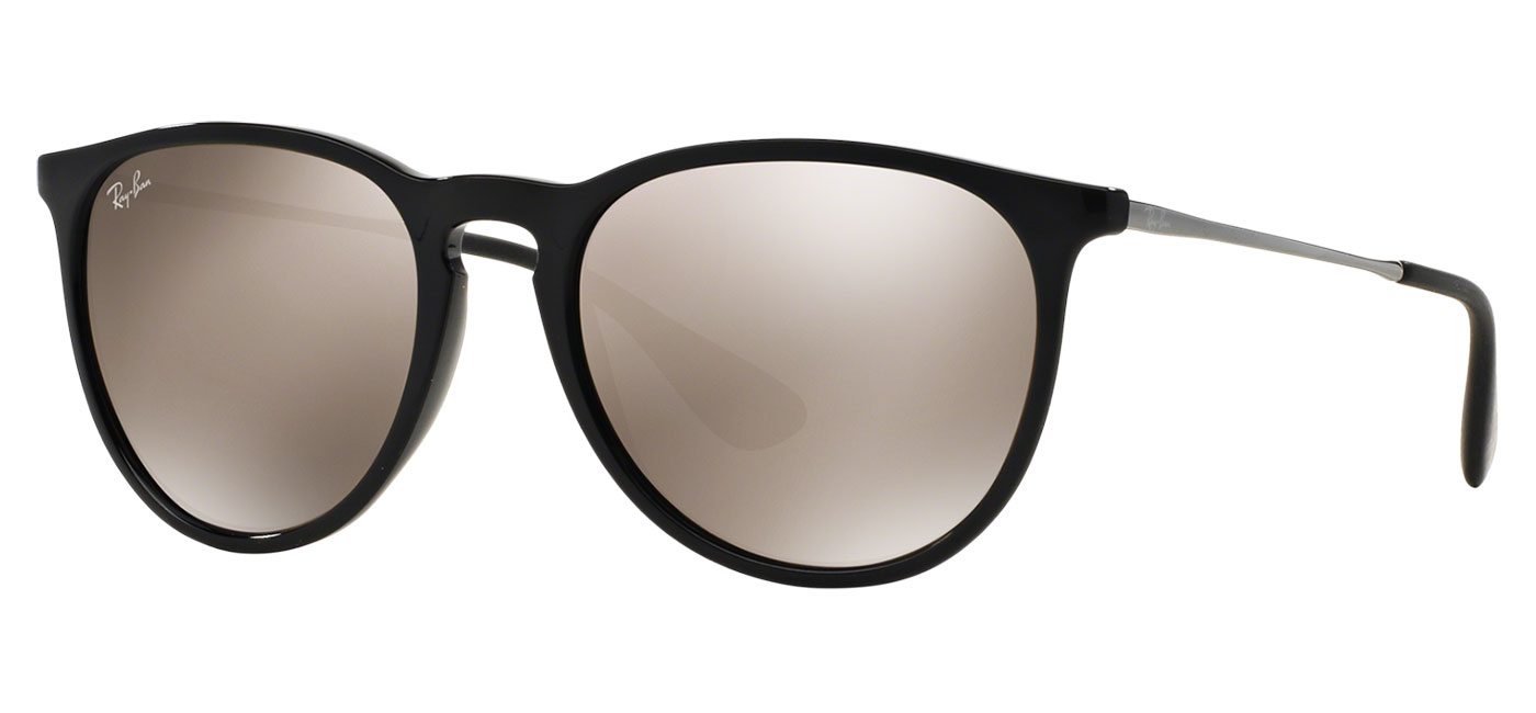 e143adb46d ... Ray-Ban RB4171 Erika Sunglasses – Black   Gold Mirror. prev. next.  0RB4171  601 5A product2