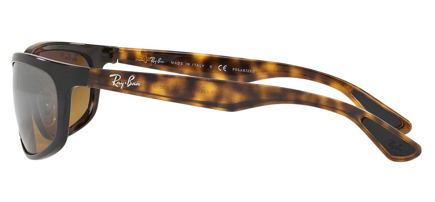 d8d69fb96ac Ray-Ban RB4265 Sunglasses - Havana   Brown Mirror Chromance ...
