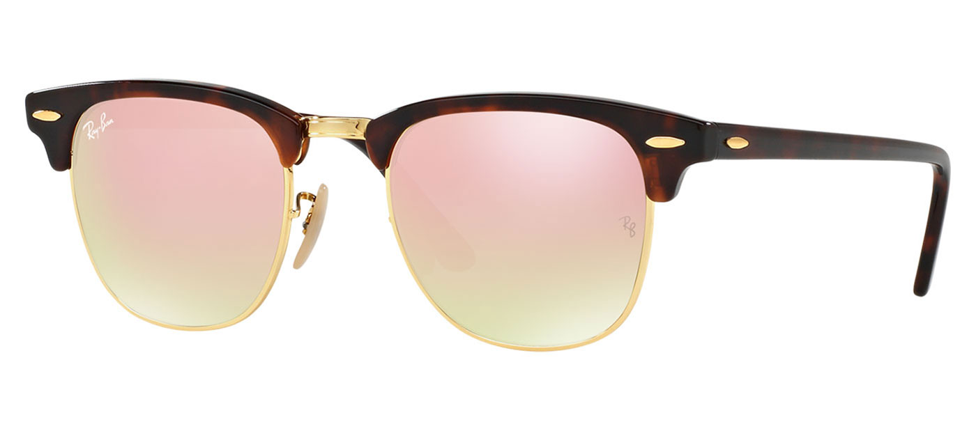 8aa48c0d43 ... ray ban 2156 clubmaster red havana