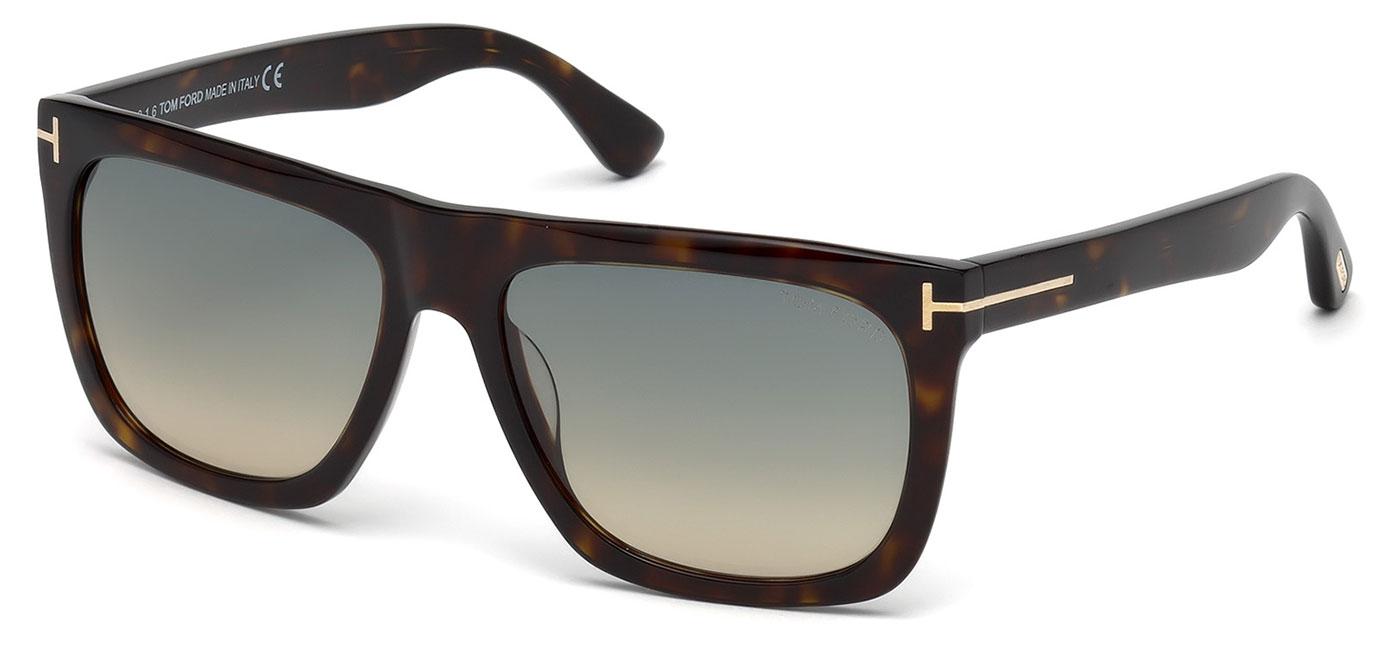 tom ford ft0513 morgan sunglasses dark havana gradient. Black Bedroom Furniture Sets. Home Design Ideas