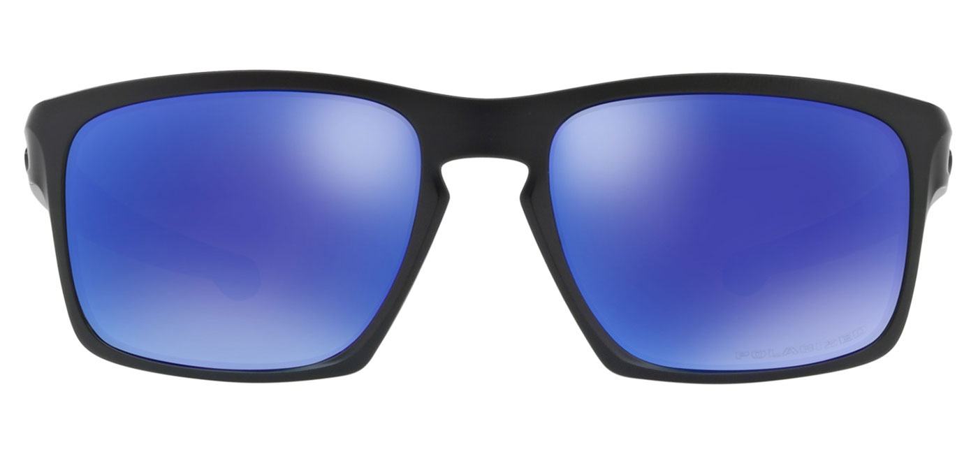 648f62712290 ... Oakley Sliver Sunglasses – Matte Black   Violet Iridium Polarised.  prev. next. OO9262-10 product1 · OO9262-10 product2