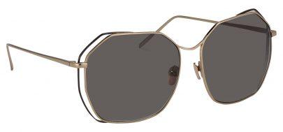f288330b502 Linda Farrow Sunglasses - Free Delivery As Standard - Tortoise+Black
