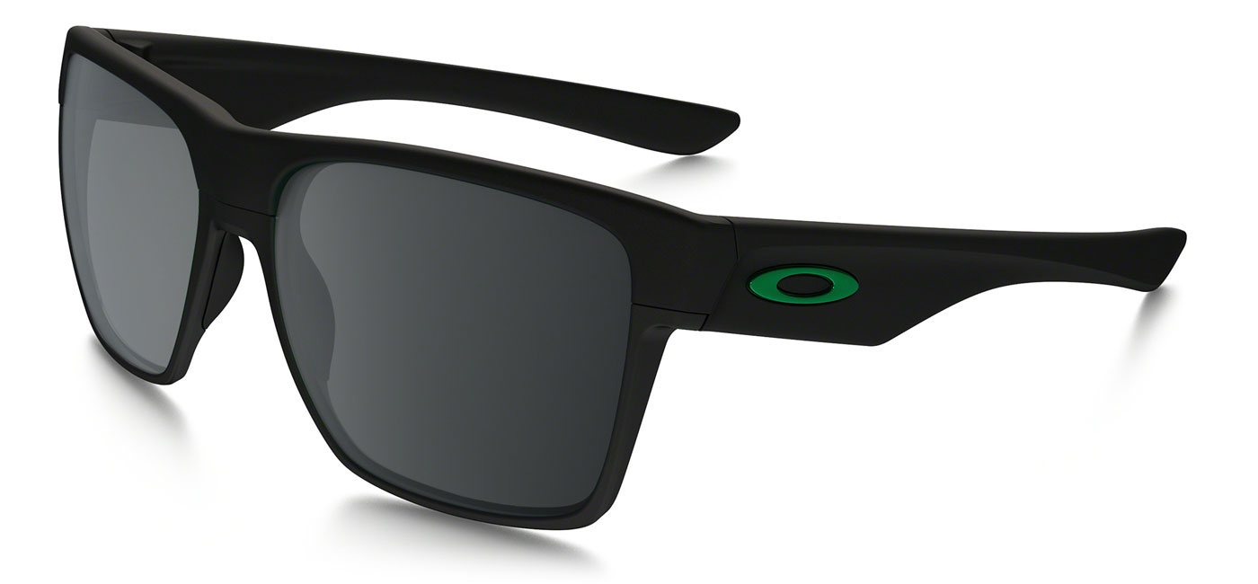 811b6178c33 Oakley Twoface XL Prescription Sunglasses - Matte Black (Black Wire ...