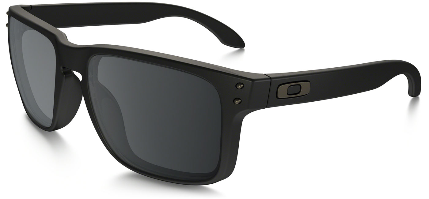 592b30cc8c Oakley Holbrook Prescription Sunglasses - Matte Black (Gunmetal Icon) -  Tortoise+Black