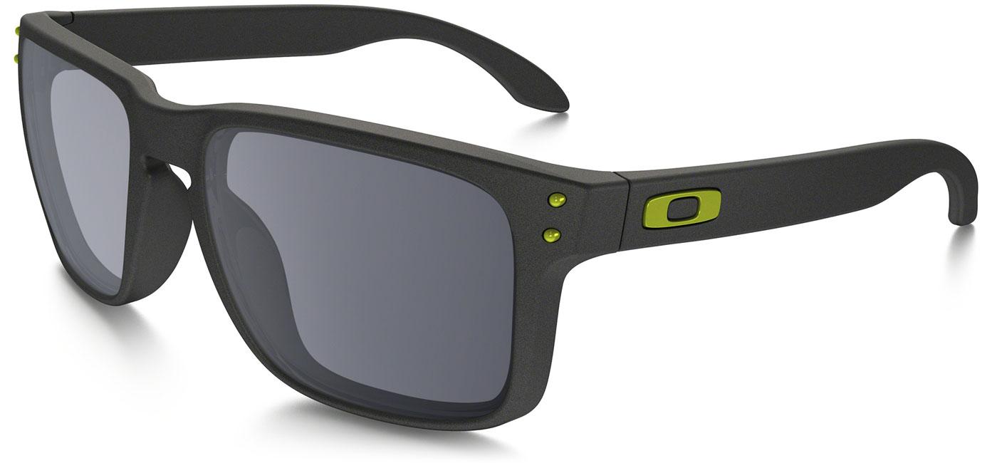 3a56f94bdde64 ... Oakley Holbrook Prescription Sunglasses – Steel. prev. next. grey