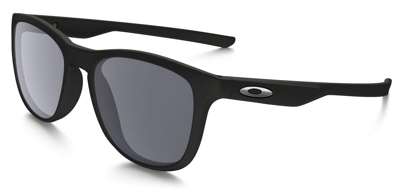 e9f789271b Oakley Trillbe X Prescription Sunglasses - Matte Black - Tortoise+Black