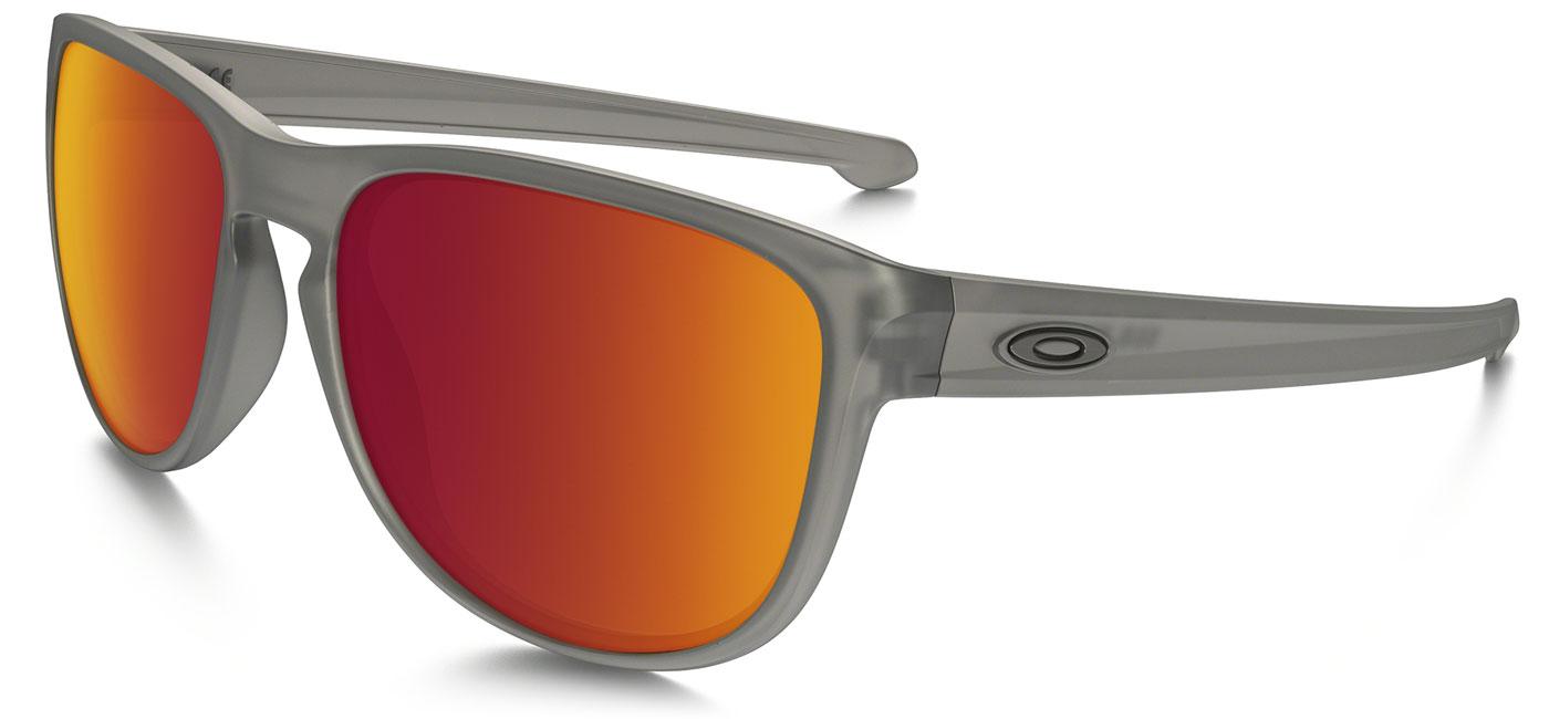 a64ab158a32 Oakley Sliver R Prescription Sunglasses - Matte Grey Ink - Tortoise+Black