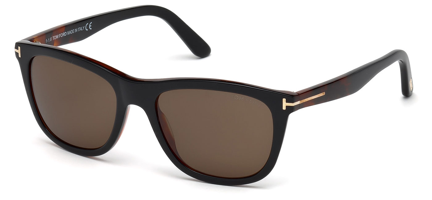 f1c0e4571f6 ... Tom Ford FT0500 Andrew Sunglasses – Black   Roviex Brown. prev. next.  FT0500 05J product2