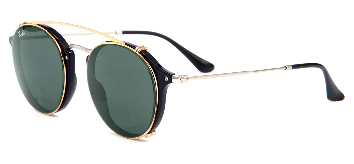 ray ban clip on