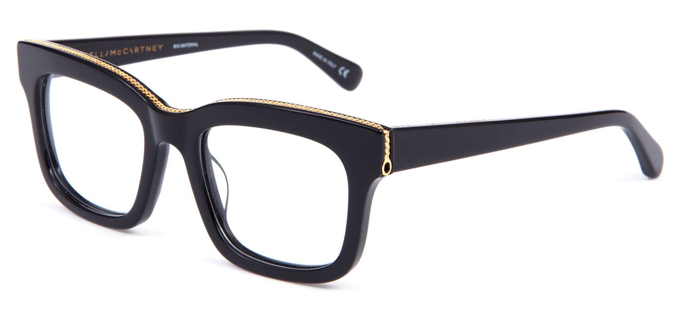 fb86291207921 Prescription Glasses   Stella McCartney Glasses   Stella McCartney SC0045O  Glasses – Black. SC0045O 001 product2