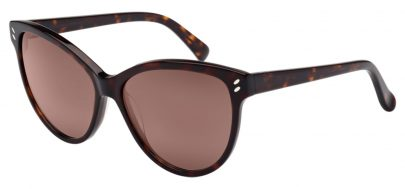 04a22555a4c Stella McCartney Prescription Sunglasses - Tortoise+Black