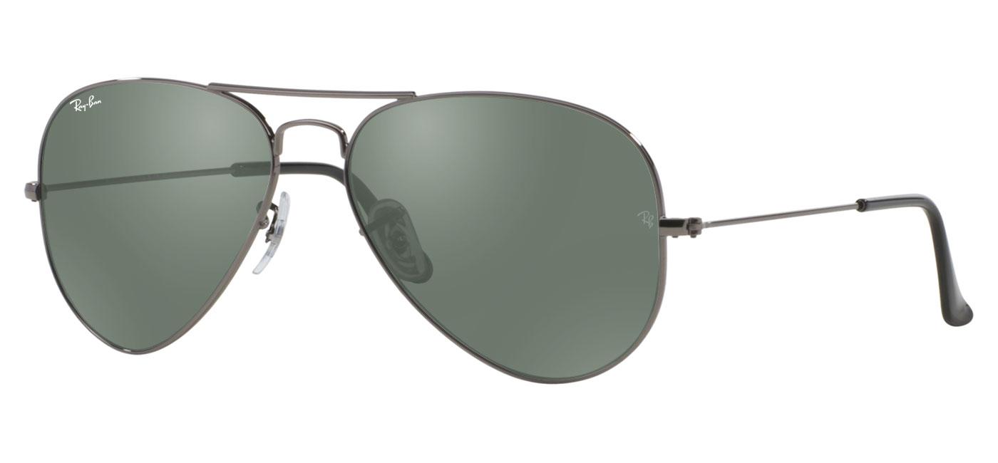 e0e4864c029 ... Ray-Ban RB3025 Aviator Prescription Sunglasses – Gunmetal. prev. next.  g15