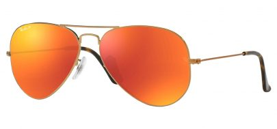 Orange Mirror Polarised