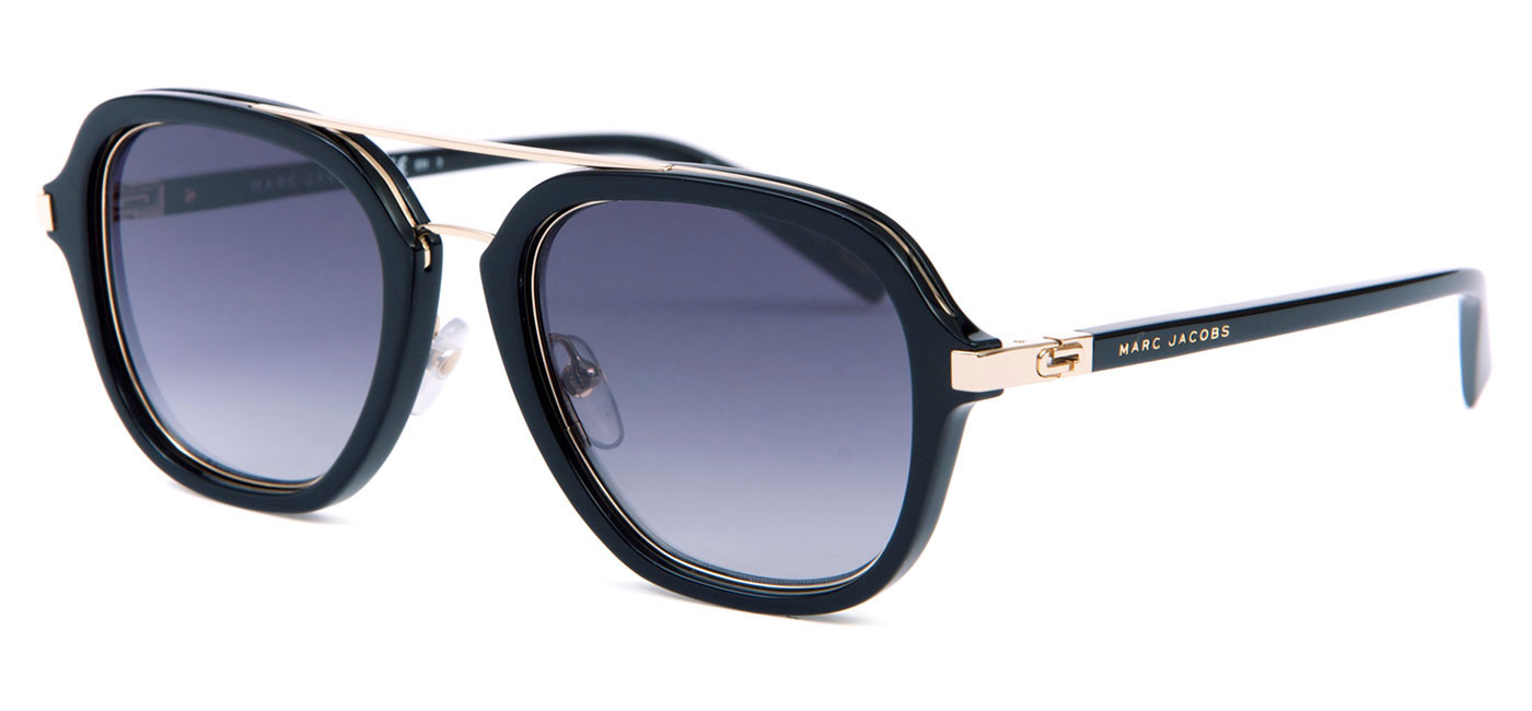 ... Marc Jacobs 172 S Sunglasses – Black   Gold   Dark Grey Gradient. prev.  next. MARC172-2M2-9O product2 3ee5c3a7090d