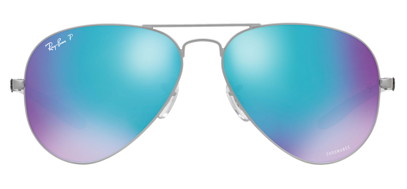 491e5a5562 0RB8317CH  029 A1 product1. 0RB8317CH  029 A1 product3. Ray-Ban RB8317CH Chromance  Sunglasses – Gunmetal   Blue Mirror Chromance Polarised 4