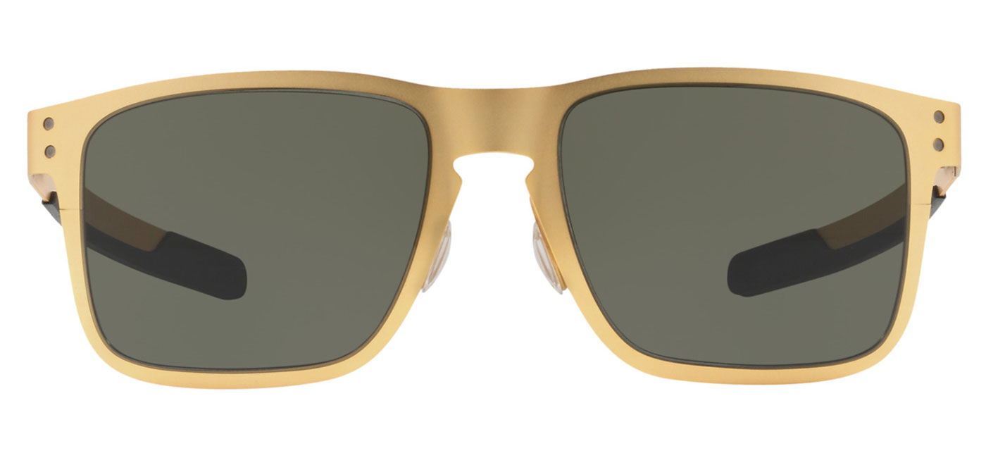 5c0df8e303c ... Oakley Holbrook Metal Sunglasses – Satin Gold   Dark Grey. prev. next.  OO4123-08 product2. OO4123-08 product1