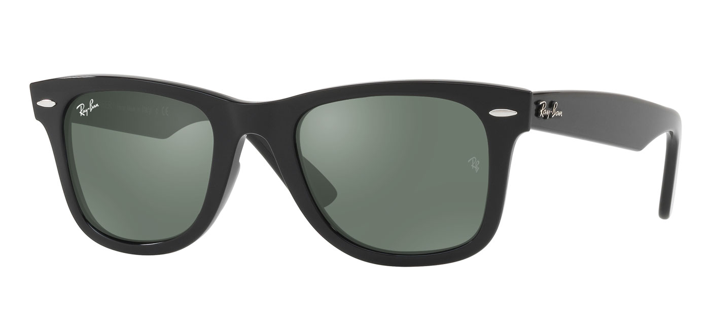 d60ec56f3b ... RB4340 Wayfarer Ease Prescription Sunglasses – Black. prev. next. g15