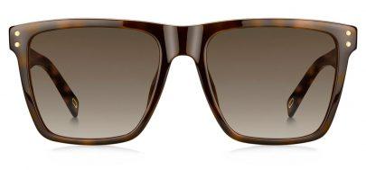 Marc Jacobs 119/S Sunglasses - Havana / Brown Gradient