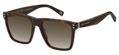 Marc Jacobs 119/S Sunglasses - Havana / Brown Gradient