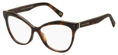 Marc Jacobs 125 Glasses - Havana