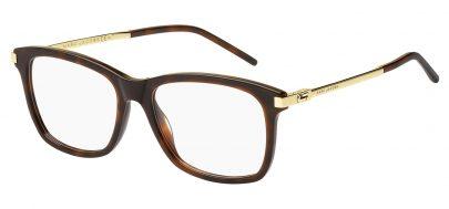 Marc Jacobs 140 Glasses - Havana Gold