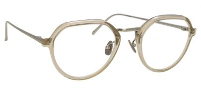 Linda Farrow LFL 717 Glasses - Truffle