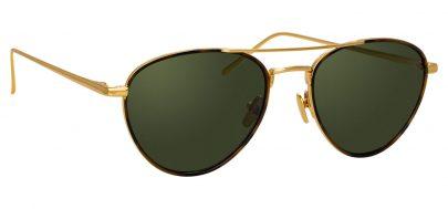 c9f764e9ca Linda Farrow Sunglasses - Free Delivery As Standard - Tortoise+Black