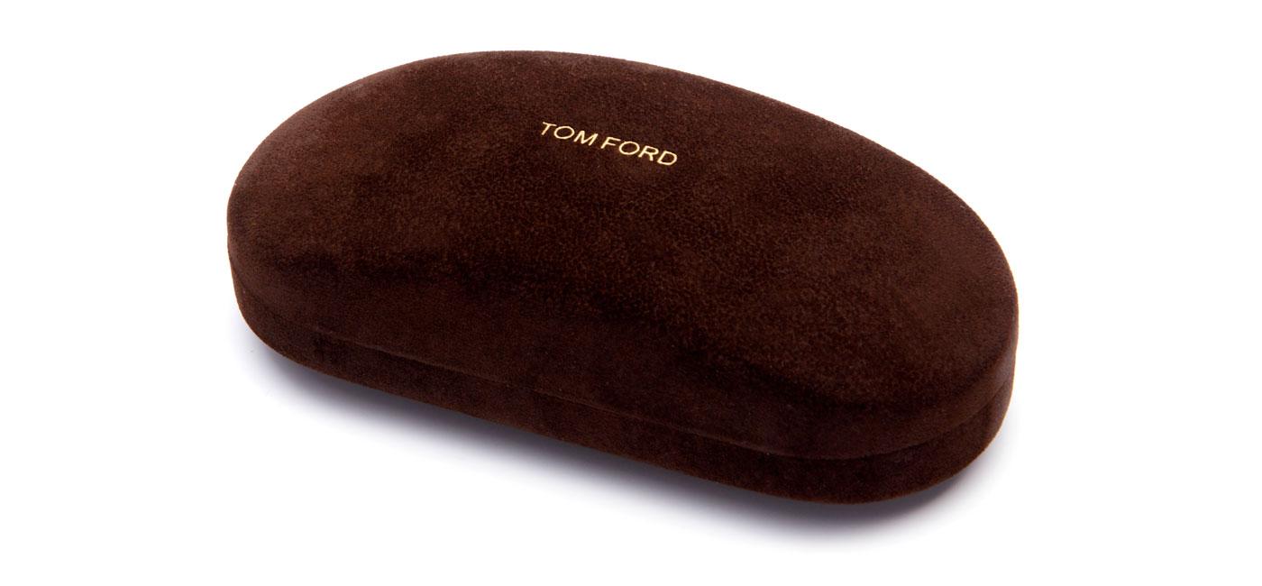 Tom Ford FT0539 Andrea 02 Prescription Sunglasses – Shiny Black 2