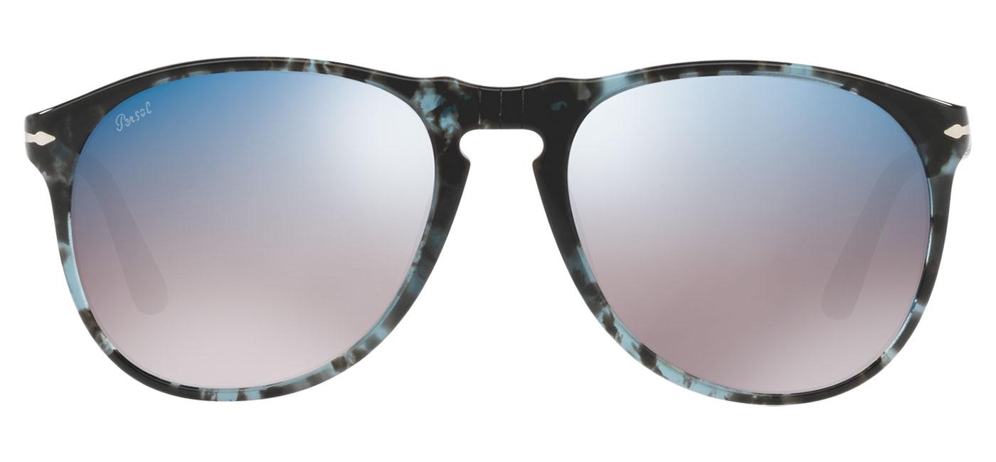 a1dce14e09 ... Persol PO9649S Sunglasses – Spotted Blue   Dark Grey. prev. next.  0PO9649S  1062O4 Product1. 0PO9649S  1062O4 Product2.  0PO9649S  1062O4 Product3