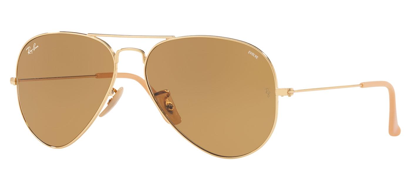 cd7d5d374a747 0RB3025  90644I Product1. 0RB3025  90644I Product2.  0RB3025  90644I Product3. Ray-Ban RB3025 Aviator Sunglasses – Gold ...