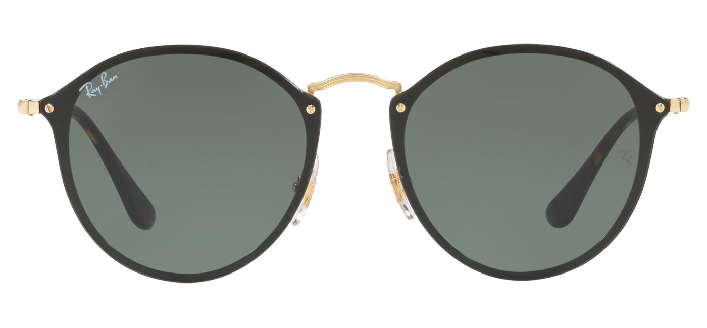 d787798588 ... Ray-Ban RB3574N Blaze Round Sunglasses – Gold   Green. prev. next.  0RB3574N  001 71 Product1 · 0RB3574N  001 71 Product2