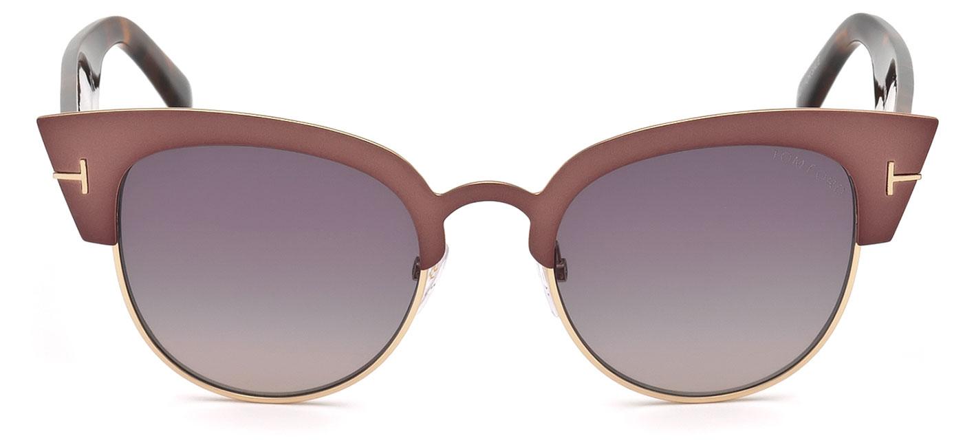b04326da2a ... Tom Ford FT0607 Alexandra Sunglasses – Pink   Havana   Gradient Smoke.  prev. next. FT0607-74B product1 · FT0607-74B product2