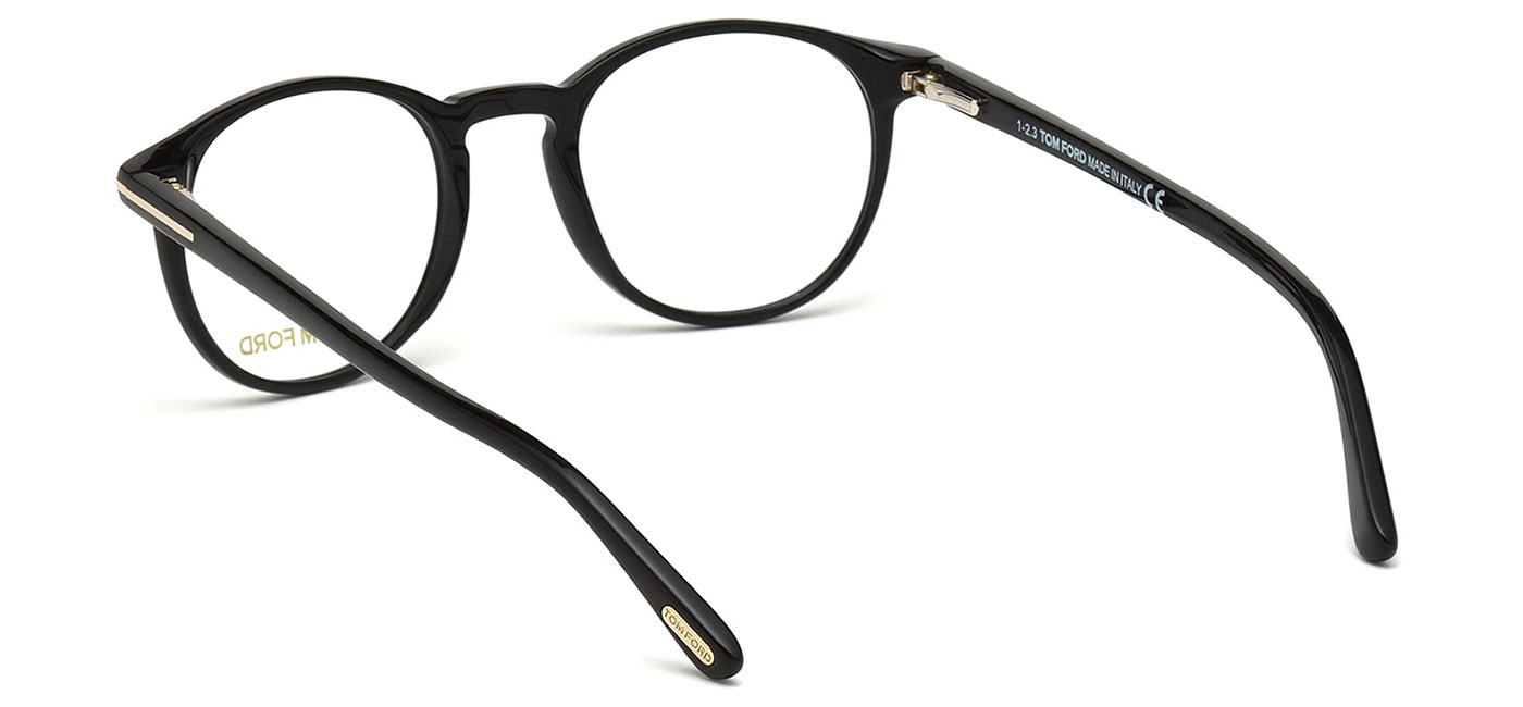 d082441783c Tom Ford FT5294 Glasses - Shiny Black - Tortoise+Black