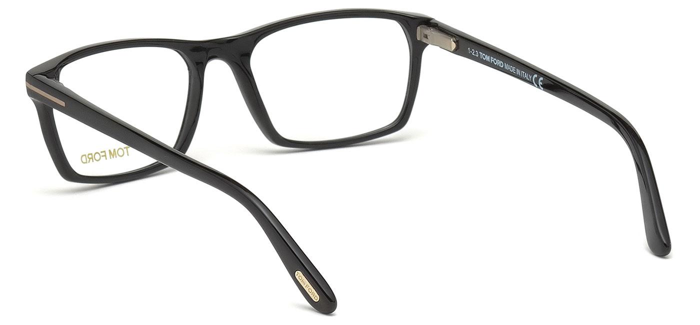 df0db3643b87b Tom Ford FT5295 Glasses - Matte Black - Tortoise+Black