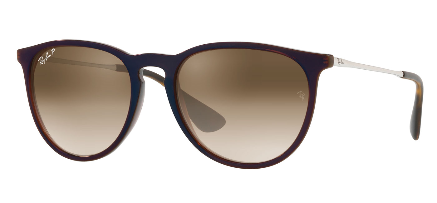 9b42a3a7a9 brown-gradient-polarised · Ray-Ban RB4171 Erika Prescription Sunglasses –  Black 2
