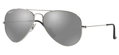 Silver Mirror Polarised
