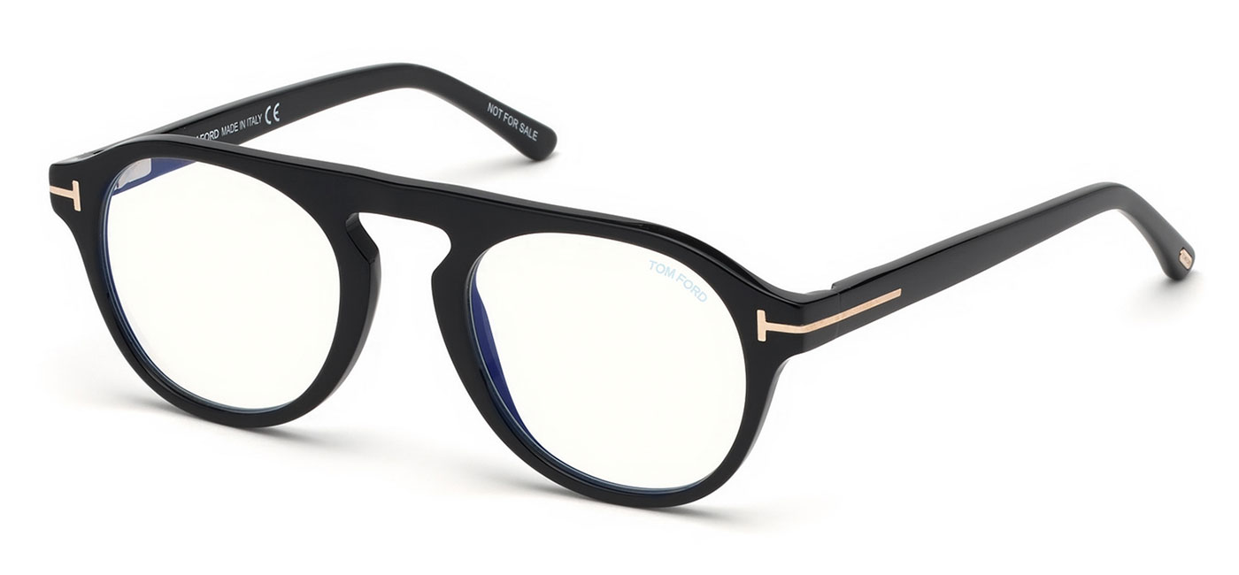 d8ffb0859d3 Tom Ford Glasses - Prescription Glasses - Tortoise+Black