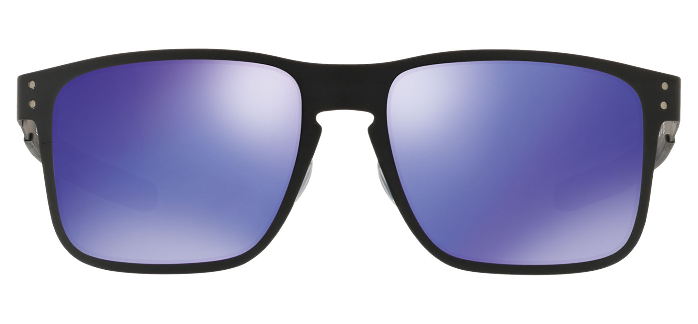 387082a199e ... Oakley Holbrook Metal Sunglasses – Matte Black   Violet Iridium. prev.  next. 0OO4123  412314. 0OO4123  412314 Product2. 0OO4123  412314 Product3