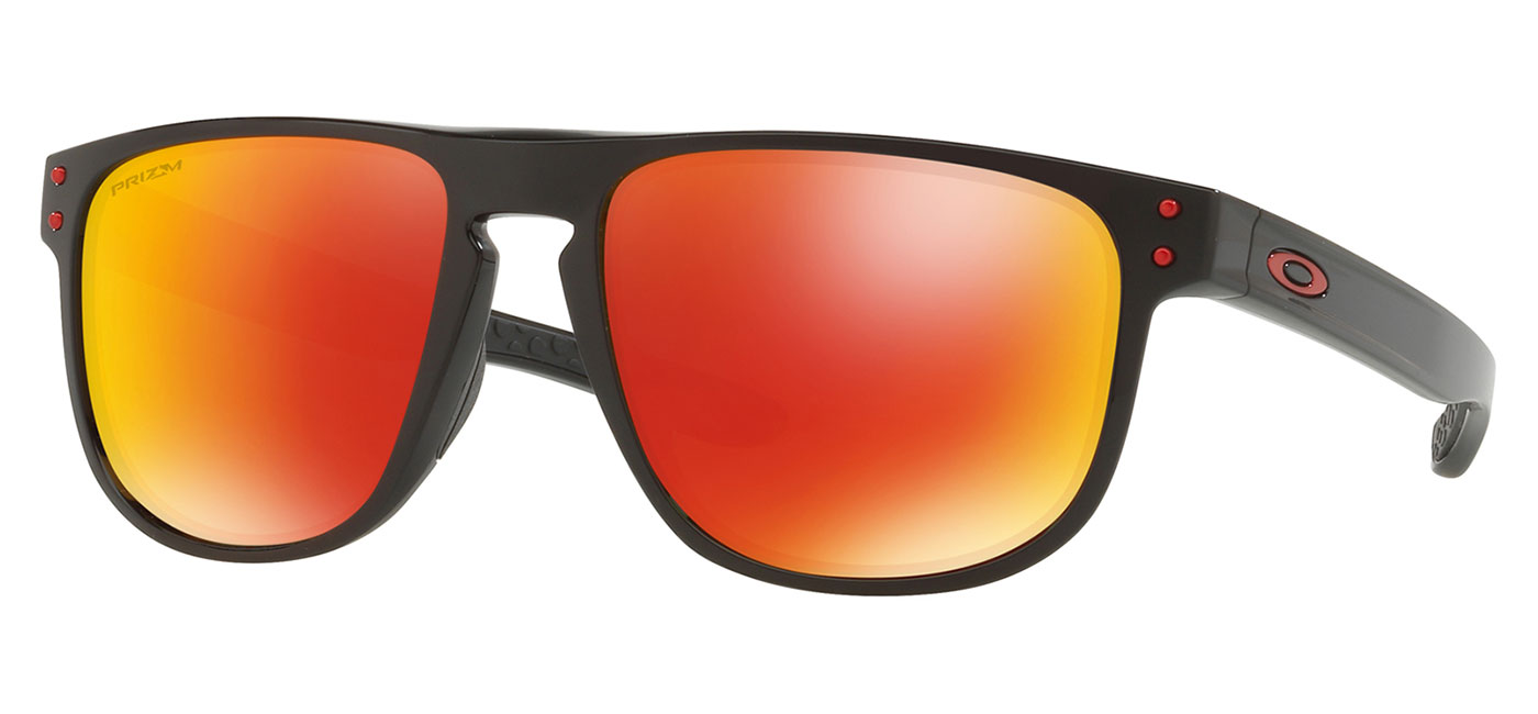 45b68fb36e ... Oakley Holbrook R Sunglasses – Polished Black   Prizm Ruby Polarised.  prev. next. OO9377-07 product 1