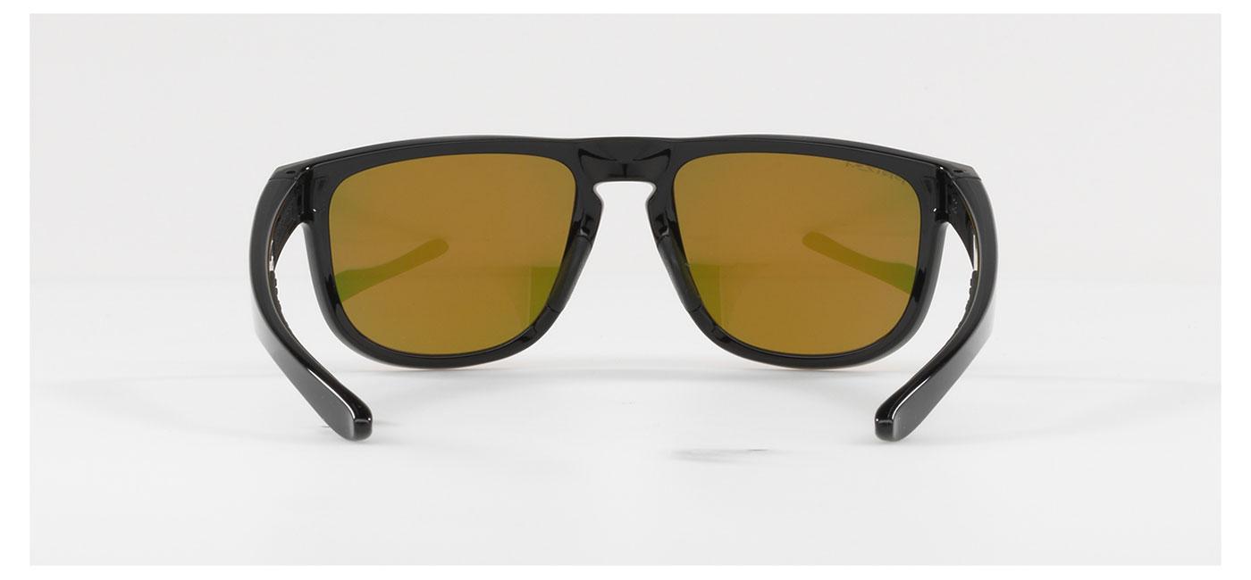 c1ad523a28 Oakley Holbrook R Sunglasses - Polished Black   Prizm Ruby Polarised ...