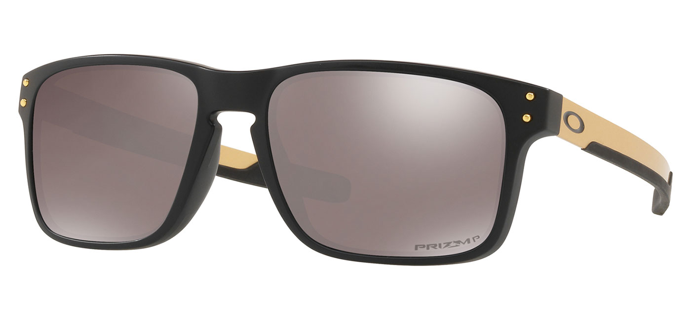 7e5aa3c5af ... Oakley Holbrook Mix Sunglasses – Matte Black   Prizm Black Polarised.  prev. next. OO9384-09 product 1