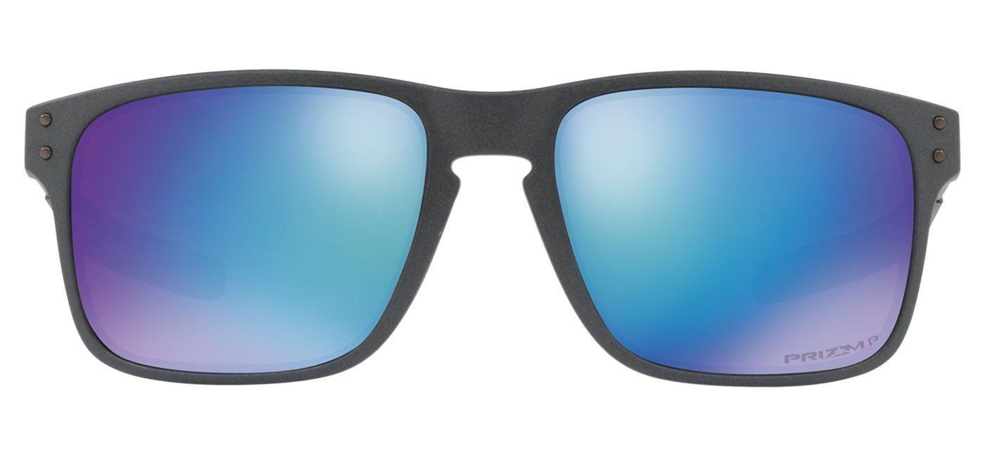 077154a5f6 ... Oakley Holbrook Mix Sunglasses – Steel   Prizm Sapphire Polarised.  prev. next. OO9384-10 product 1. OO9384-10 product 2