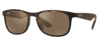 feb4e03c2e9f Ray-Ban RB4263 Chromance Prescription Sunglasses - Tortoise+Black