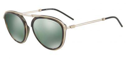 7ef34a7810b7 Emporio Armani Sunglasses - Tortoise+Black