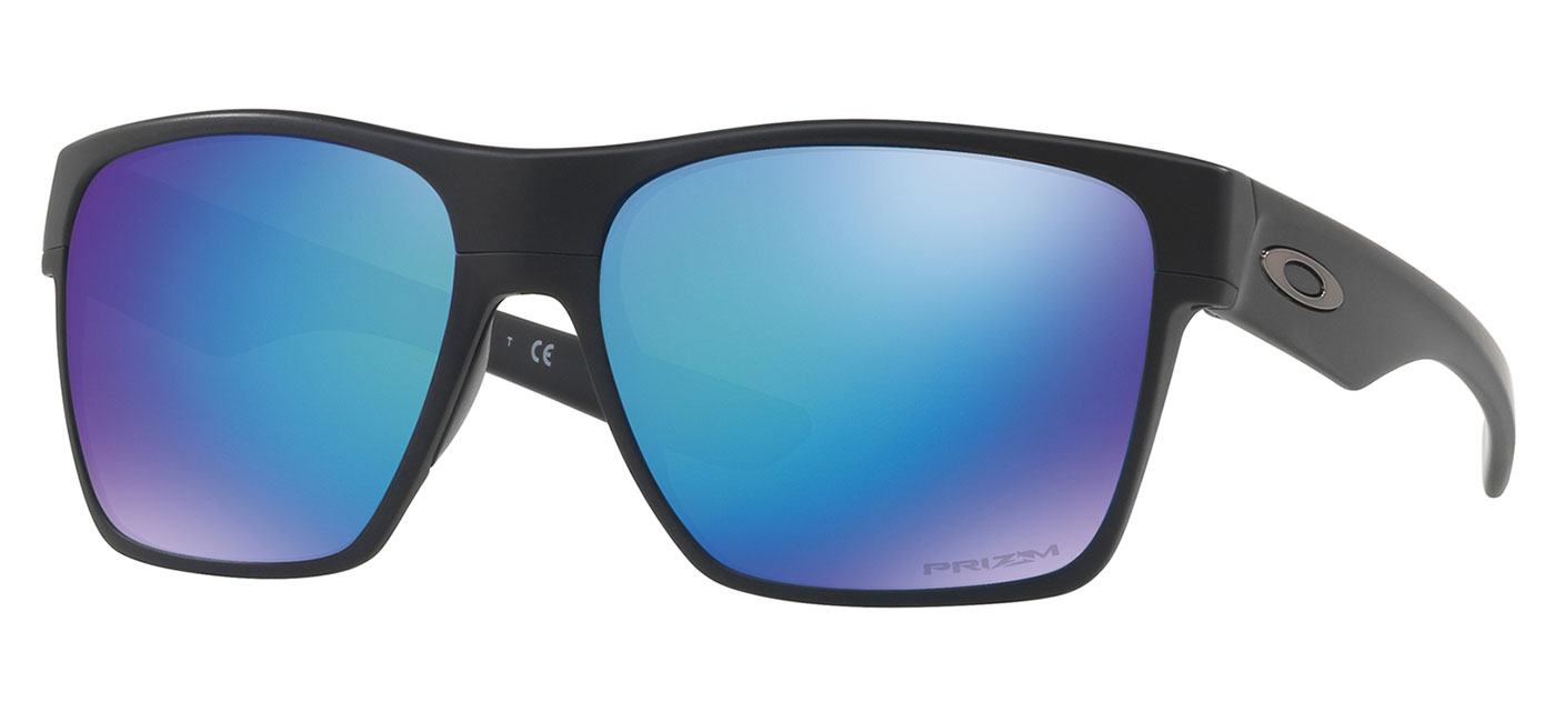 f61f860d9fb ... Oakley Twoface XL Sunglasses – Matte Black   Prizm Sapphire Polarised.  prev. next. 0OO9350  09-Product1